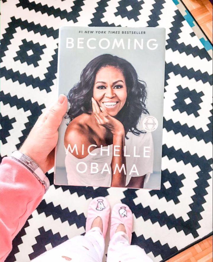 Recenzija: Becoming – MichelleObama