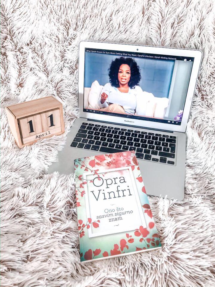 Ono što sasvim sigurno znam – OprahWinfrey