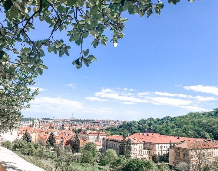 Prag – grad mojihsnova